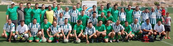 Fútbol humilde Viator y Oriente