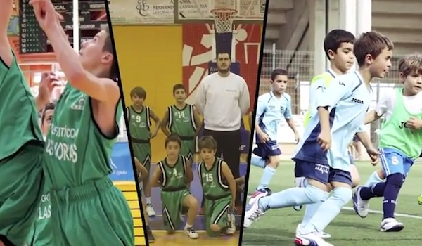 Campaña de apoyo al deporte base en El Ejido