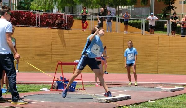 Atletismo de Almería