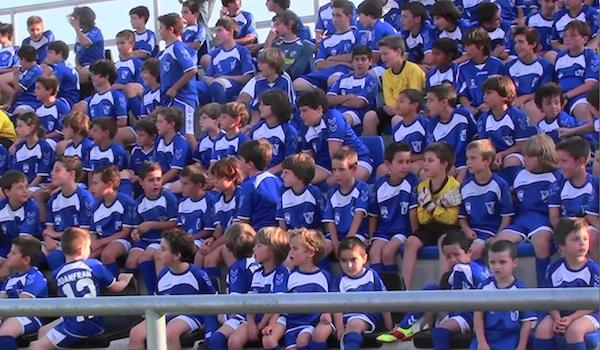 Fútbol modesto en Almería