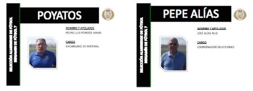 Selección de Almería Benjamín 6
