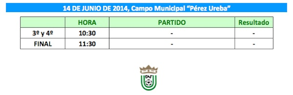 Selección de Almería Benjamín 8