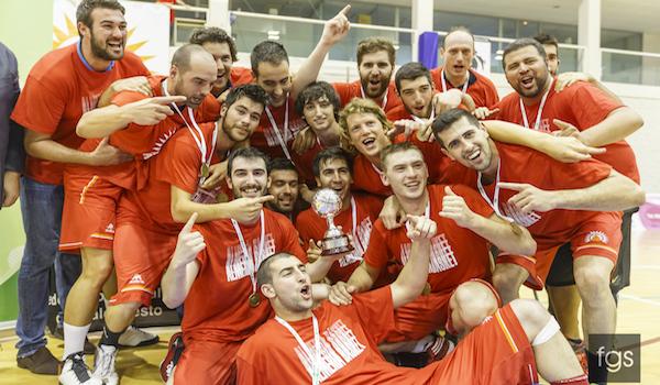 Baloncesto Primera División Nacional Andalucía