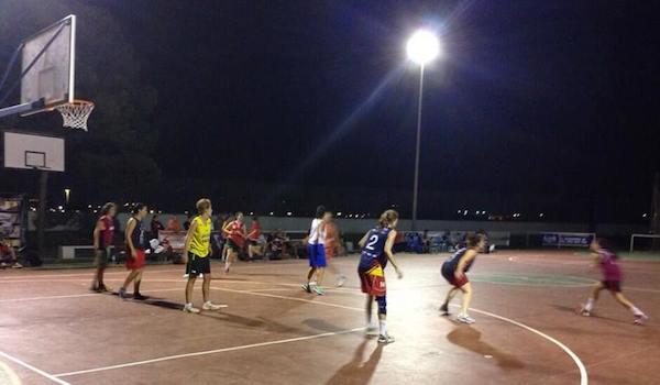 Baloncesto sin parar