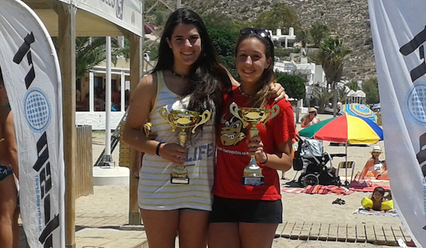 Campeonato de Andalucía de natación Roquetas de Mar