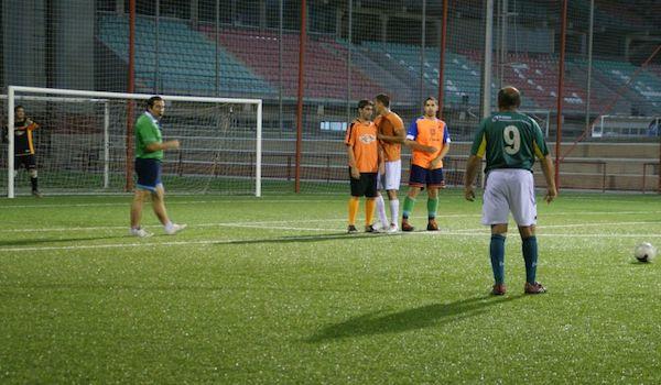 Fútbol sala también verano Almería