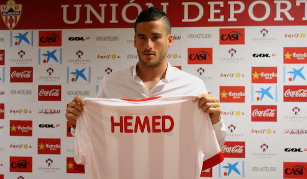 UD Almería Israel Liga BBVA