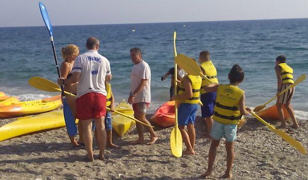El Ejido deporte de verano