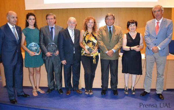 Premios consejo social ual