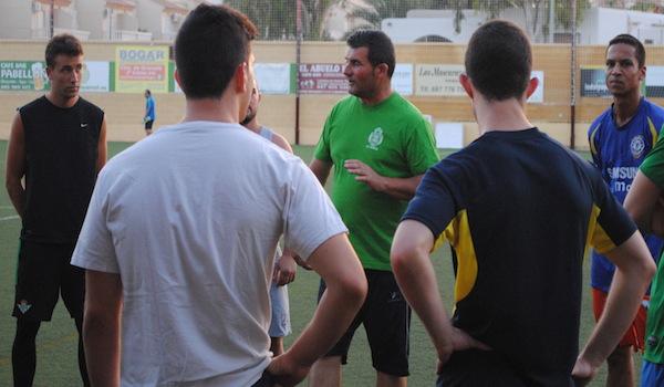 AD Huércal Primera División Andaluza Fútbol