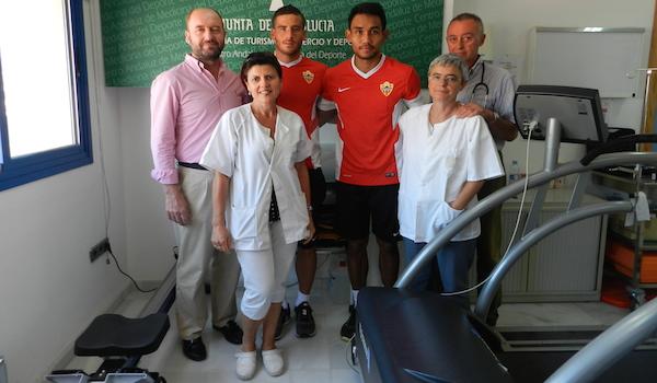 UD Almería Liga BBVA Pretemporada