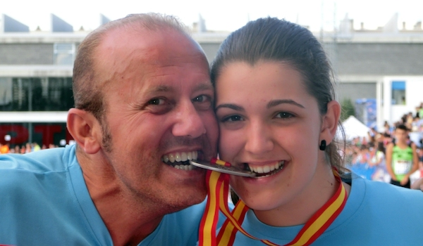 Campeonato de España de Atletismo Lanzamiento de peso
