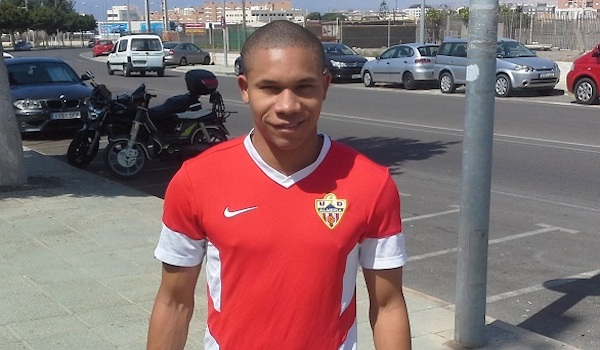 UD Almería Liga BBVA Arsenal