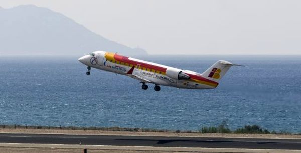 airnostrum avion almeria
