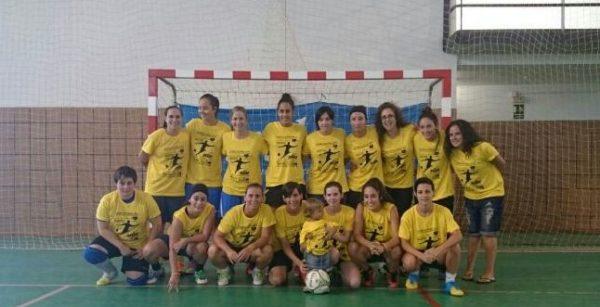 Equipo de fútbol sala femenino