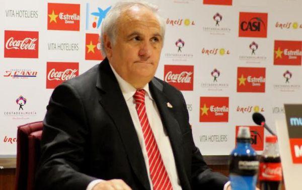 Alfonso García UD Almería