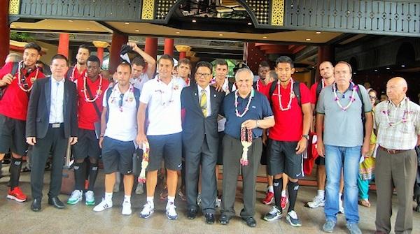 World Challenge LFP Tailandia