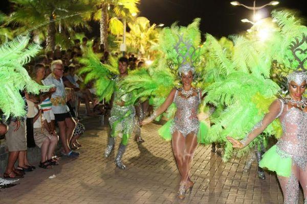 Carnaval de verano en Pulpí