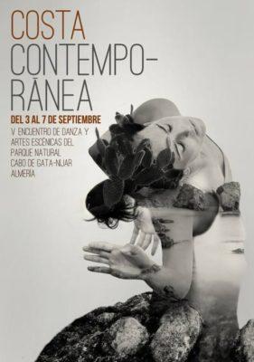 Cartel Costa Contemporánea