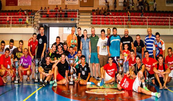 Verano Almería deporte Tabernas