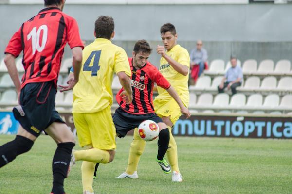 Roquetas fútbol Selección Española