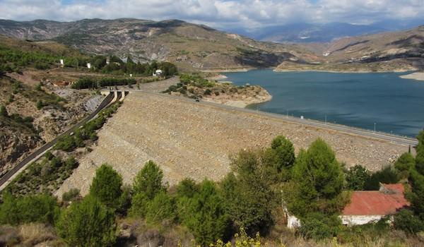 Almería Alpujarra año hídrico