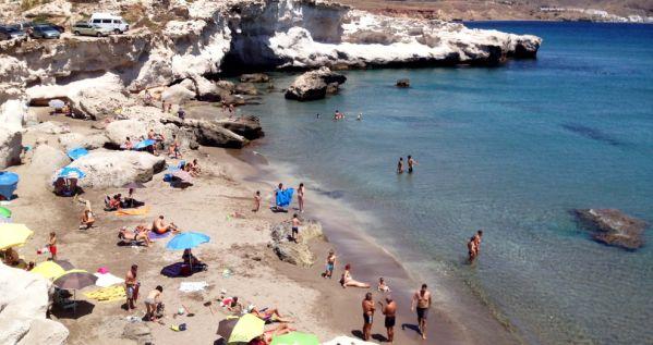 Playa de Los Escullos