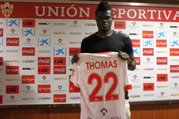 Thomas UD Almería