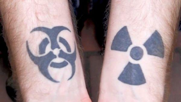 tatuaje peligro