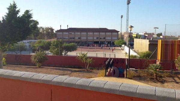 Colegio San Luis de Almería