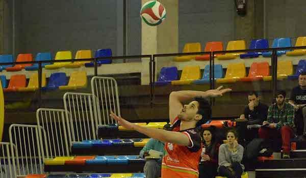 Voleibol Unicaja Almería España
