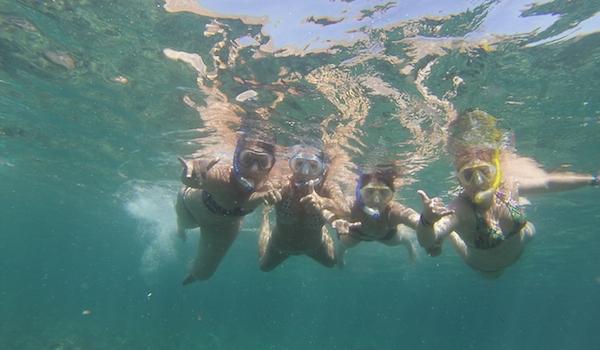 Desde Roquetas de Mar