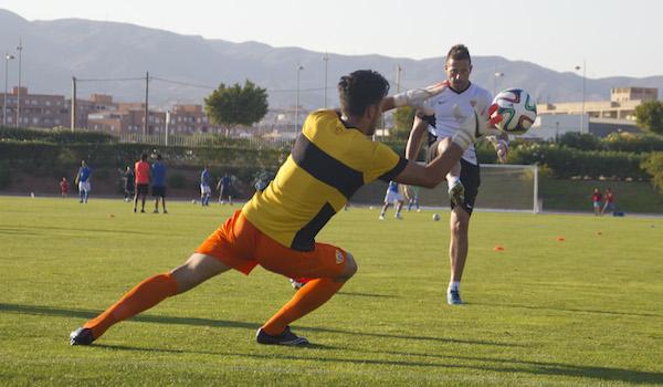 Segunda División B ante el Sevilla Atlético