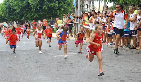 Atletismo en El Ejido