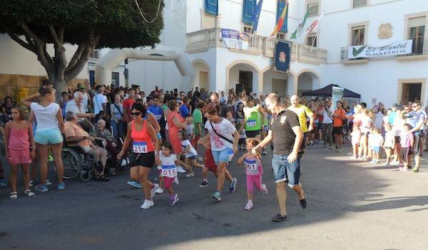 Almería runners Carreras Populares