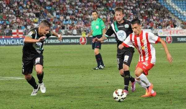 UD Almería Liga BBVA Selección Española