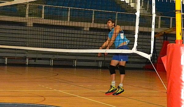 Unicaja Almería Cajasol Juvasa Copa de Andalucía voleibol
