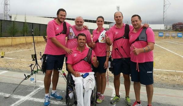 Tiro con Arco Campeonato de Andalucía