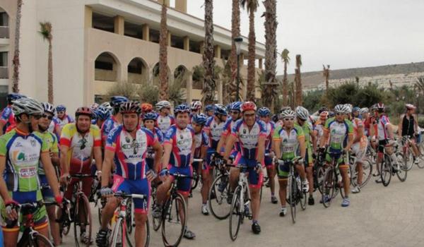 Ciclismo por el Poniente de Almería