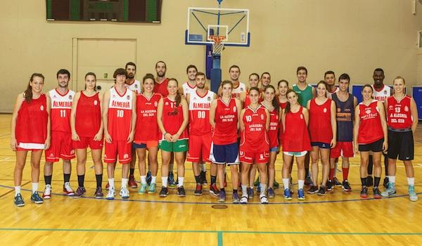 Baloncesto Liga EBA y Liga Femenina 2 Almería