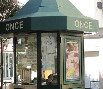 Kiosco ONCE