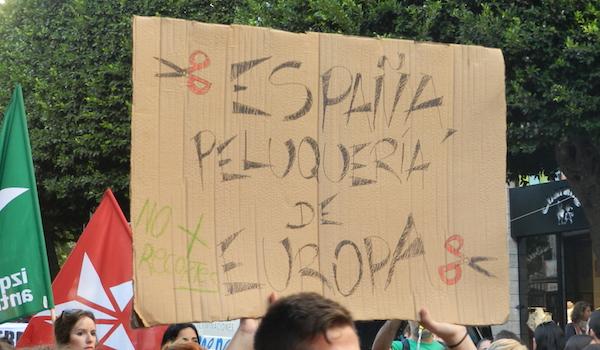 Almería contra la LOMCE