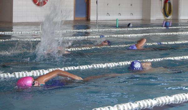 Natación Universidad de Almería