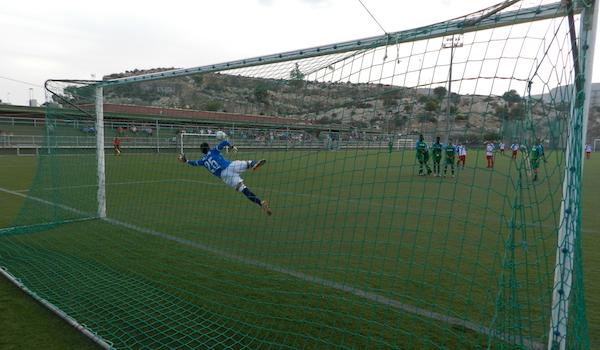 Primera División Andaluza derbi de Almería