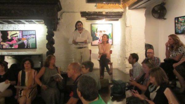 Presentación en Sevilla del libro '11 Relatos de mujeres de hoy'
