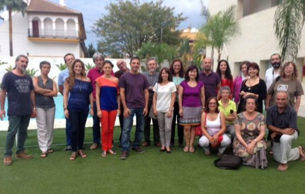 Reunión plurilingüismo UAL