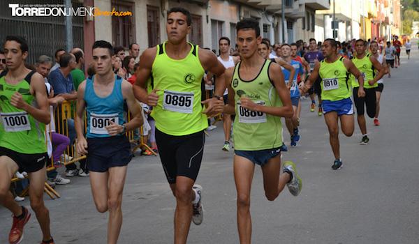 Atletismo Almería en Jaén