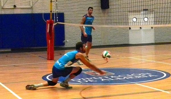 Unicaja Almería Supercopa de España de voleibol