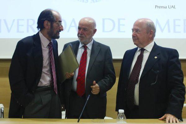Emilio Molina y Pedro Molina
