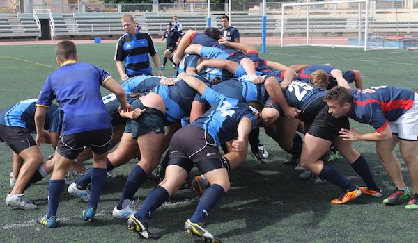 Rugby Primera División regional Andalucía